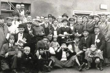 1935 Rennkomitee Siege und Plazierte